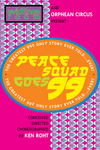 99 peace squad flyer