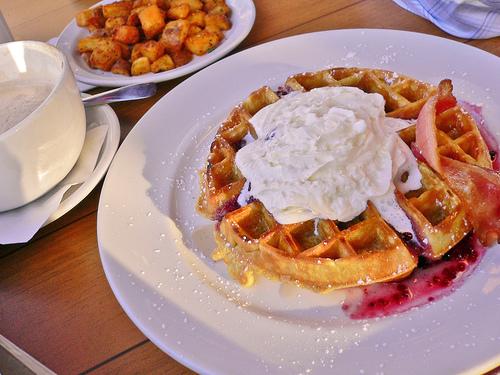 delicious breakfast